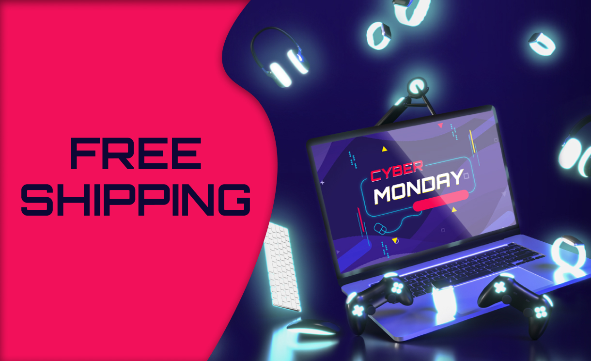Get Free US Ground Shipping on Select Custom PCs and Laptops!